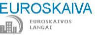 EUROSKAIVA, UAB – Plastikiniai langai, durys